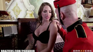 Brazzers - juelz ventura is all dressed up with no one to fuck