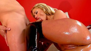 Oiled sex goddess shyla stylez presents ramon awesome and unforgettable fucking moments
