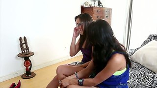 Sinn sage and vicki chase love to make out