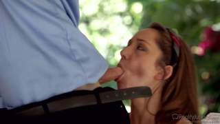 Young remy lacroix gets slammed in the shadow