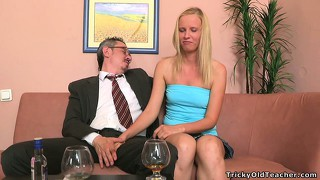 Captivating girlie shelly gets her mouth fucked and her pussy is on that list too