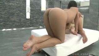 Boud, Blond, Coed, Fetish, Hand Job