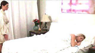 Horny mothers magdalene st. michaels and nica noelle don't need lovers to get real pleasure
