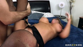 Her luscious ass was craving for that big cock and her desires were satisfied