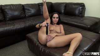 Perfect dame named ava addams will spread her legs in front of every dick