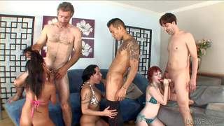 Another orgy wiuth ember james and zoey nixon