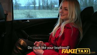 Faketaxi hot blonde beauty knows what she wants