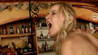 Kate can't live a day without taking hard cock in her pussy