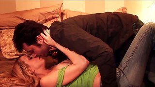 James deen and lexi belle making out and kissing