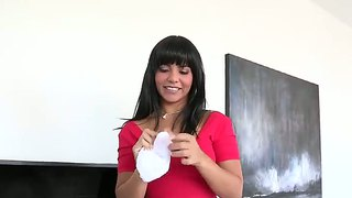 Chachita rose monroe is a blowjob addict who loves toni ribas's rock solid tool