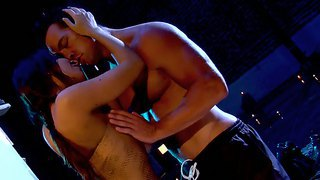 Hardcore fuck with a passionate bitch ann marie rios and danny mountain