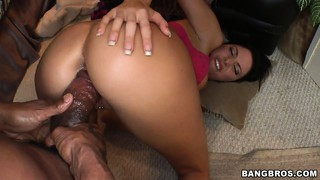Juelz ventura streched open by a huge monster black cock in her pussy