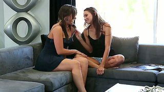 Sinn sage spends her sexual energy with lesbian celeste star