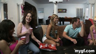 Partytjie, Babe, Bj, Blond