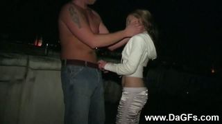 Blowjobs, Reality, Blondiner, Teenager, Dyb Penetration