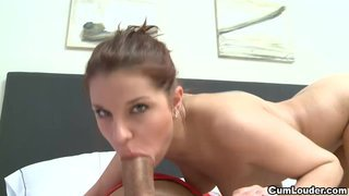 Angel rivas painful anal fucking by strong dick