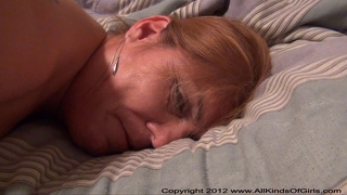 Anal latina granny gets butt fucked again