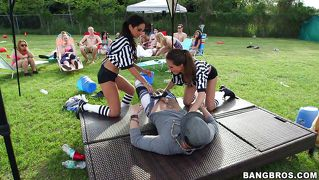 College picnic turned into sex party!