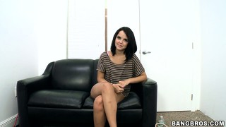 Her only chance of making it big is to nail this casting couch