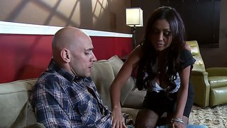 Serial cock with johnny sins and priya rai