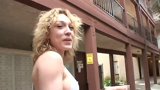 Fucked up lily labeau looks for manuel's crook