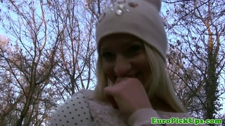 Publiek, Amateur, Pov, Blond