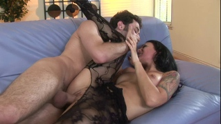 Sexy brunette slut victoria sin taking extreme anal