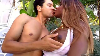 Chasity michaels gives head to gabriel d'alessandro