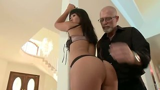 Yuki mori loves to be humilated with big cock