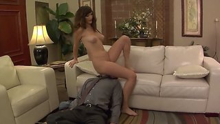 Femdom ass worship. staring holly michaels and kyle stone.