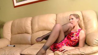 Blonde mature julia ann gets hard fucked in her tight pussy by stud giovanni francesco