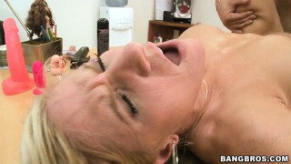 Bj, Hard, Babe, Hand Job, Blond