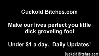 Making your our cuckold slave