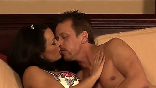 Lisa ann has a very naughty neighbor tom byron