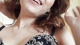 Russian babe macy tapes her first anal sexperience