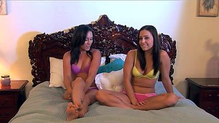 Gracie glam and sinn sage wanna chat with us