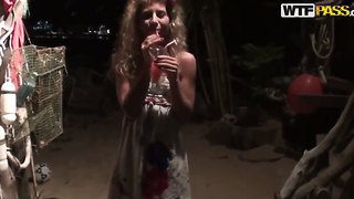 Crazy and wild thailand porn adventures with tiffany who loves outdoor sex