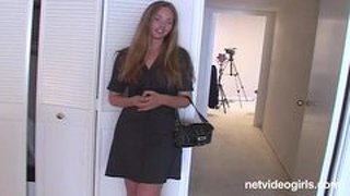 Classic audition series 22 - netvideogirls
