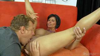 Big titted step-mom shay fox with needy pussy