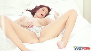 Beautiful redhead girl porn movie