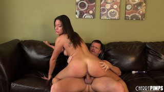 All rilynn rae wants is to feel his cock in her tight wet snatch