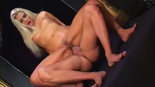 Arsch, Blond, Studentin, Fetish, Handjob