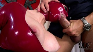 Bondage, Fetish, Latex, Tatoveringer, Sengesex