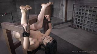 Anally exploited in the dungeon