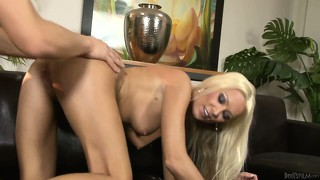 Lusty love affair with naughty blonde mother in law and horny sonny boy