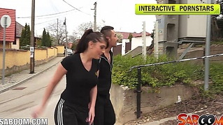 Hot romanian bijou gets fucked