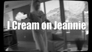 Wifeys world - i cream on jeannie