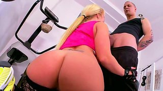 Super hot blonde with wild temperament austin taylor has perfect ass for doggystyle