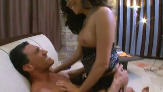 Danica dillan makes her first steps in the porn industry with hot marco banderas