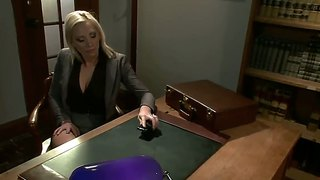 Sexy blonde skylar price gets blackmailed - hard